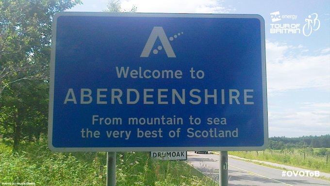 Tour de Grande-Bretagne - L'édition 2020 se finira à Aberdeen