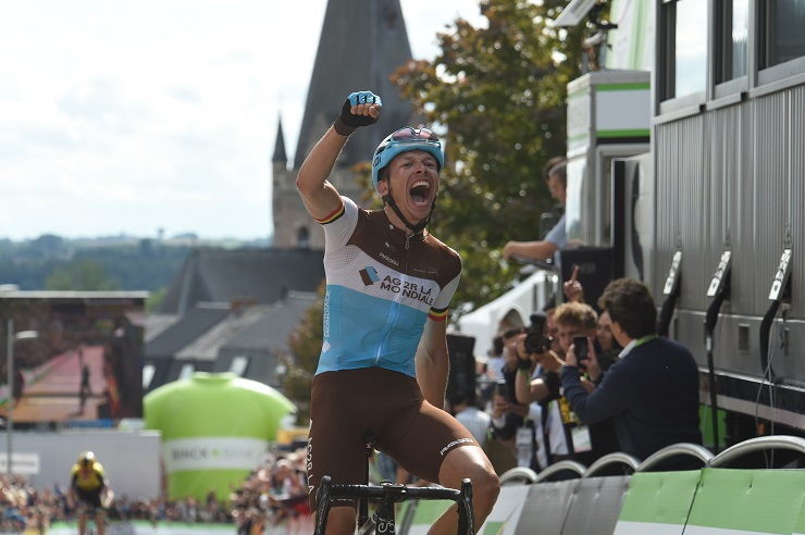 Route - Oliver Naesen : «Je peux gagner une belle classique»