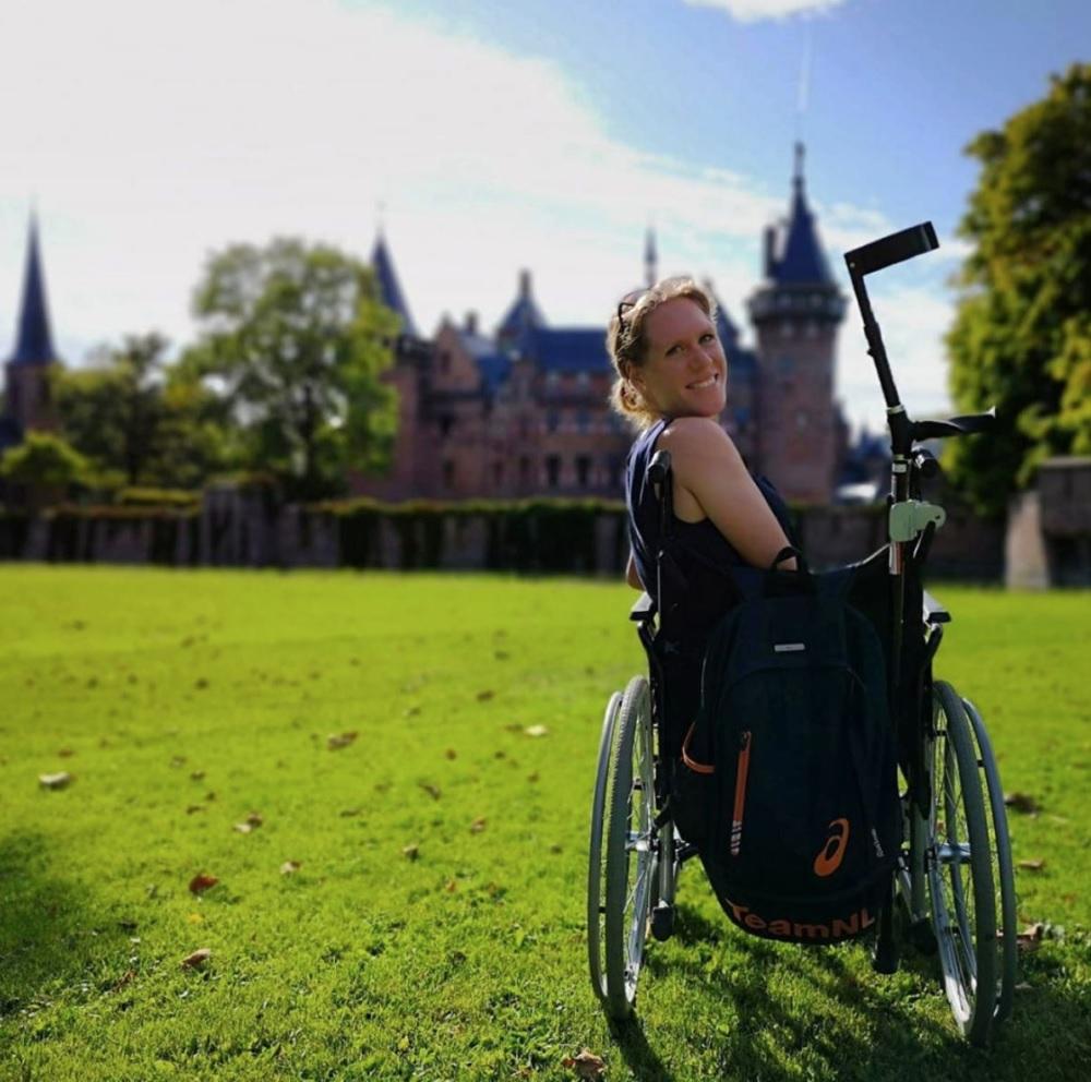 Route - Ellen van Dijk : «Un choc de ne plus pouvoir bouger»