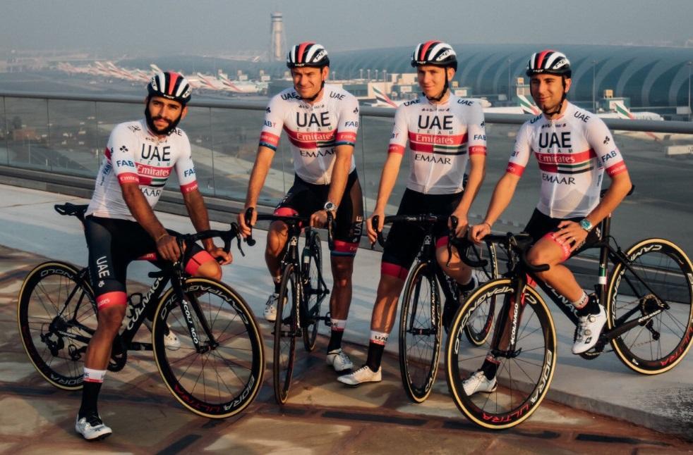 Bilan 2019 - Tadej Pogacar sublime UAE Team Emirates