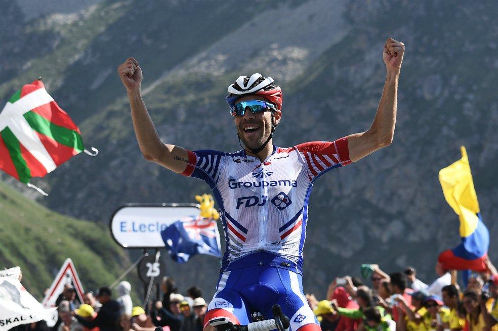 Tour d'Espagne - Une arrivée en haut du Tourmalet en 2020