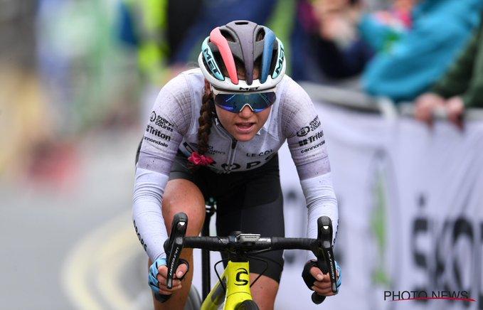 Transfert - Abby-Mae Parkinson rejoint l'équipe Lotto-Soudal