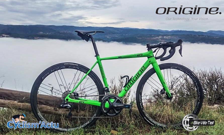 Bike Vélo Test - Cyclism'Actu a testé le vélo Origine Axxome GTR