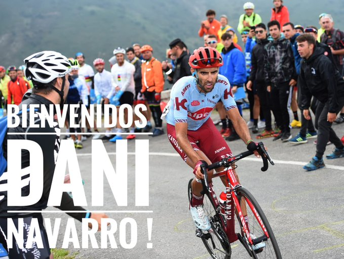 Transfert - Biermans et Navarro chez Israel Cycling Academy