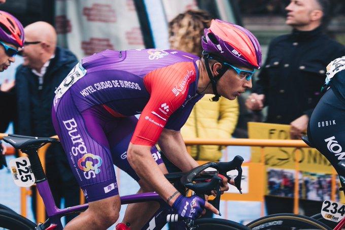 Route - Burgos BH prolonge 4 coureurs, dont Manuel Penalver