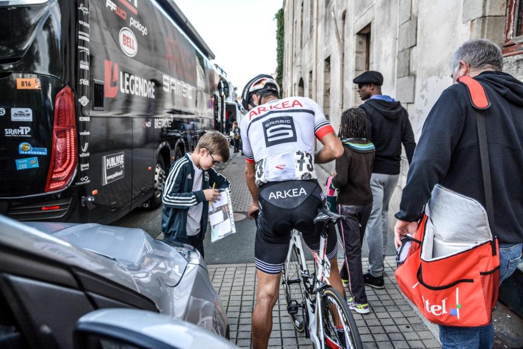 Route - Fatima Zahra El Hayani rejoint Arkéa Pro Cycling