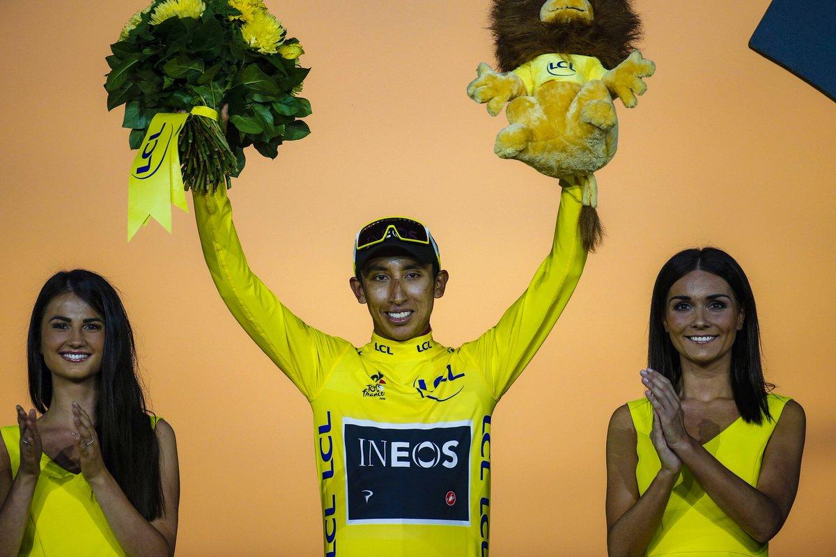 Route - Pour Bernal, le Tour plutôt que le Giro en 2020 ?