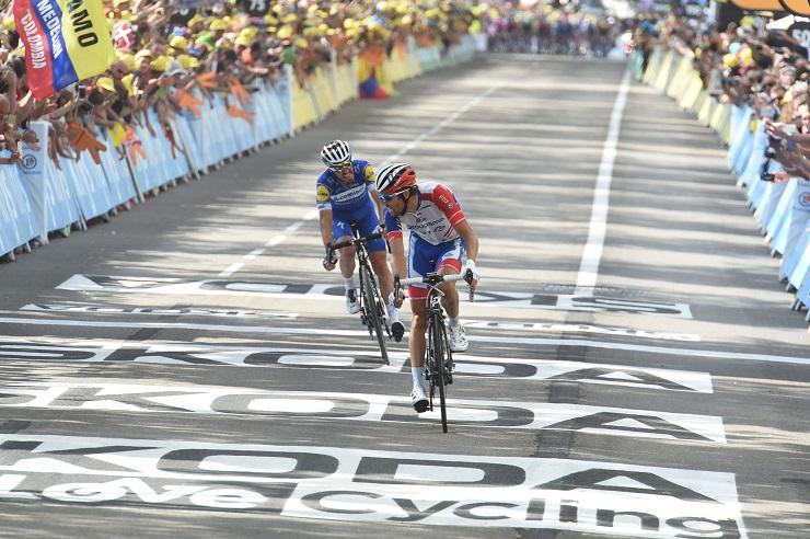 Tour de France - Le Grand Départ à Saint-Étienne en 2022 ?