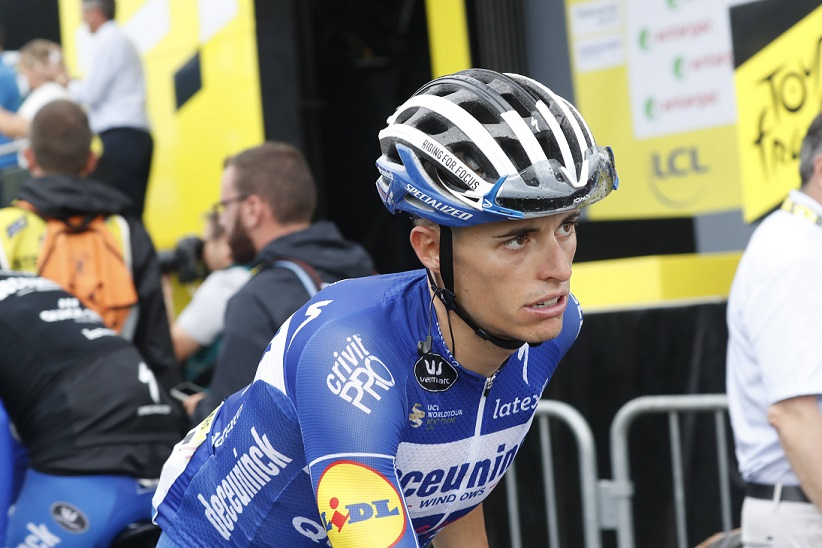 Route - Max Sciandri : «Enric Mas a beaucoup de talent»