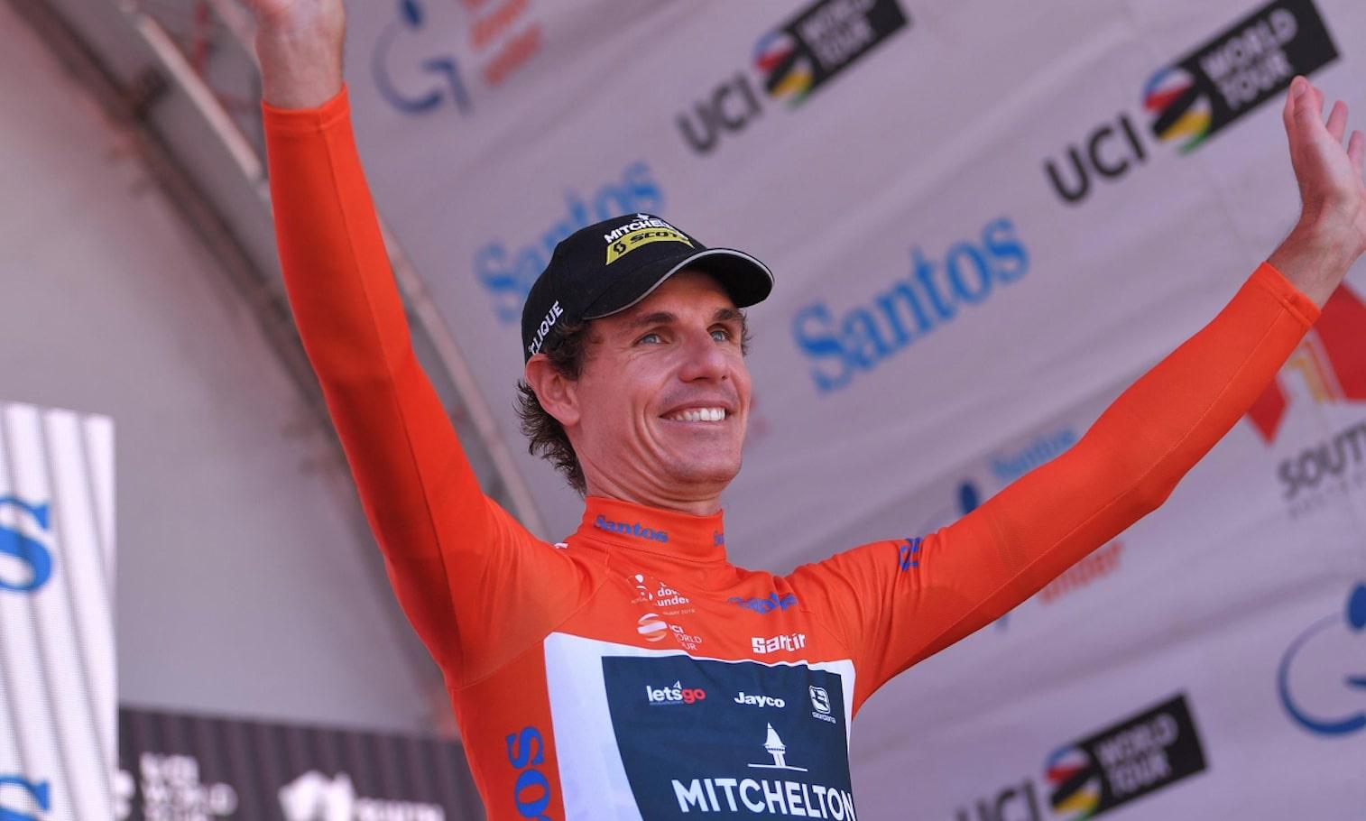 Route - Daryl Impey nommé cycliste africain de l'année