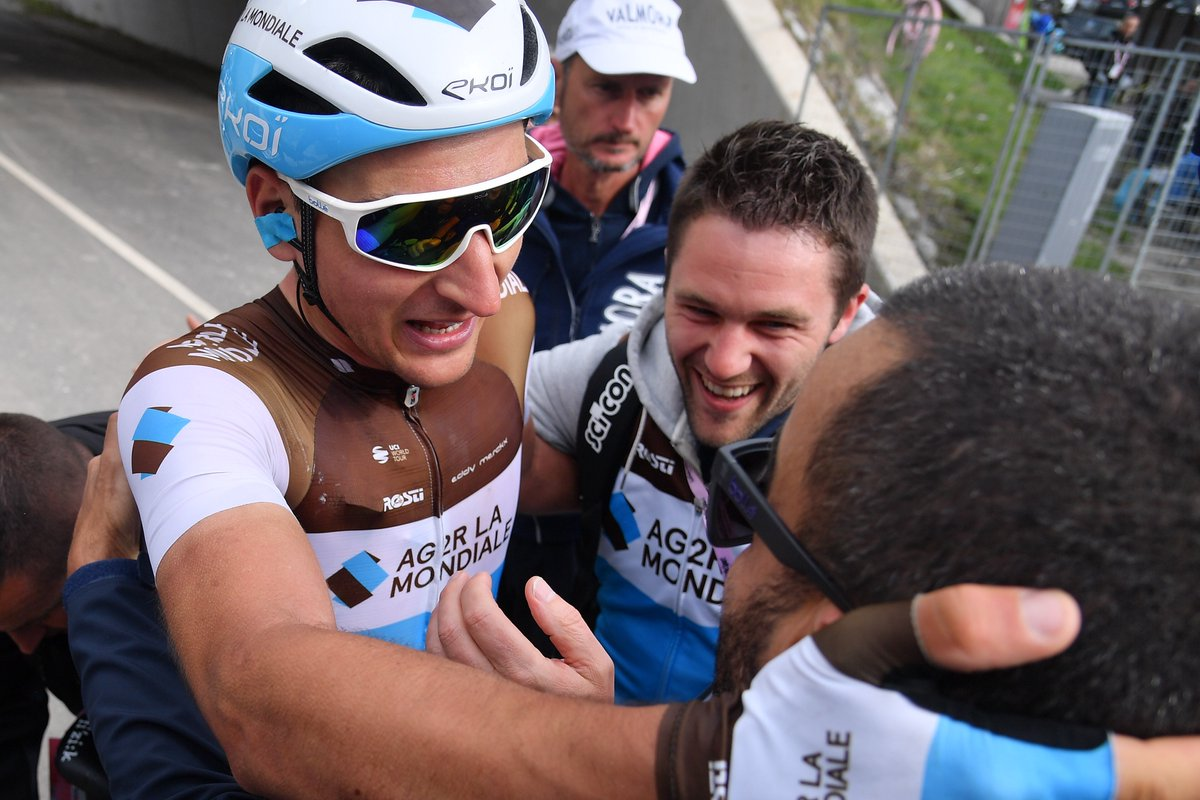 Route - Nans Peters : 'Le Tour de France, un objectif'