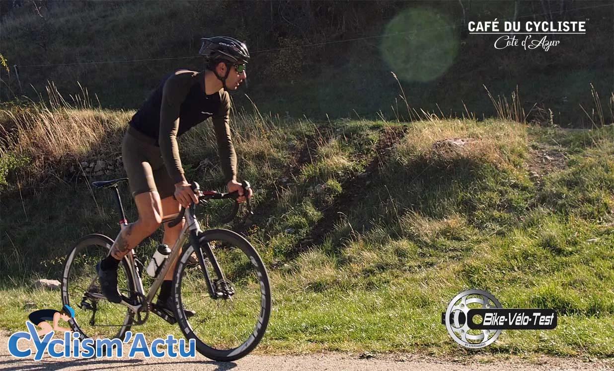 Matériel - Cyclism'Actu a testé l'ensemble de la tenue Daphné