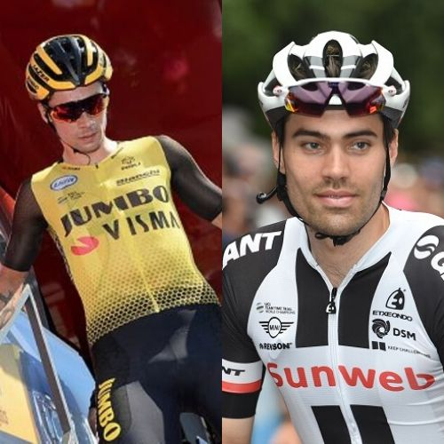 Route - Primoz Roglic sur le Tour, Tom Dumoulin sur le Giro
