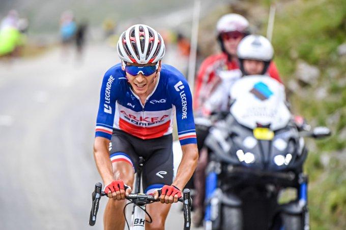 Route - Barguil récompensé aux Trophées du sport breton