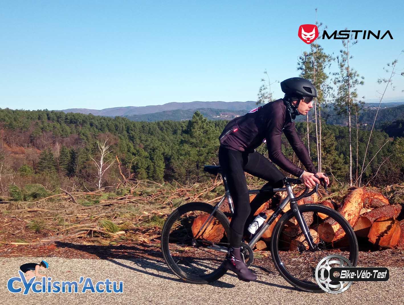 Bike Vélo Test - Cyclism'Actu avait testé : la tenue MS-Tina