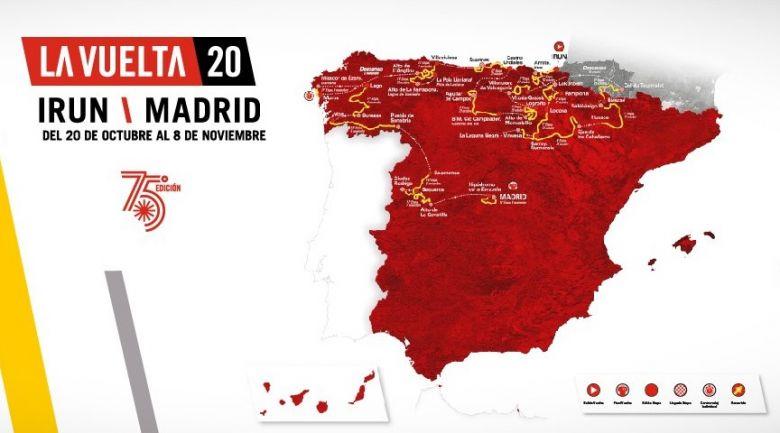 Tour d'Espagne - J-1 avant le Grand Départ de La Vuelta 2020
