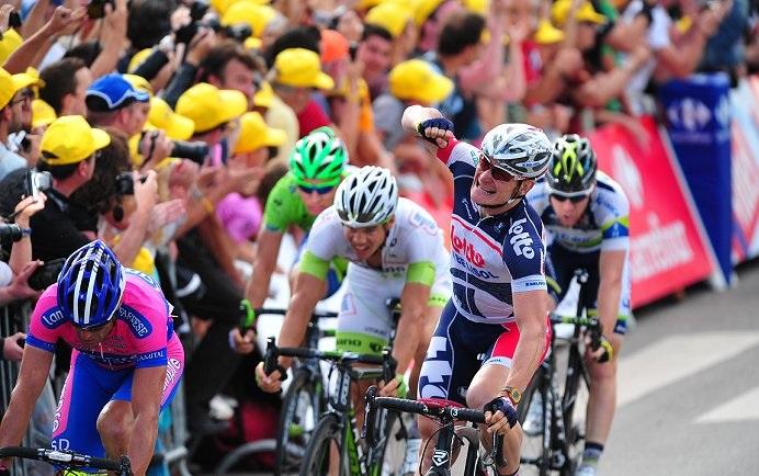 Tour de France - Une arrivée et un départ d'étape à Rouen en 2022