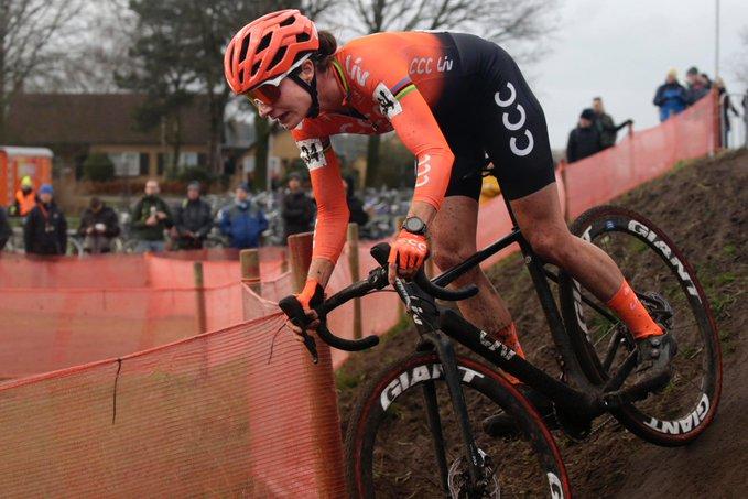 Cyclo-cross - Fin de saison pour Marianne Vos, opérée de l'aine jeudi