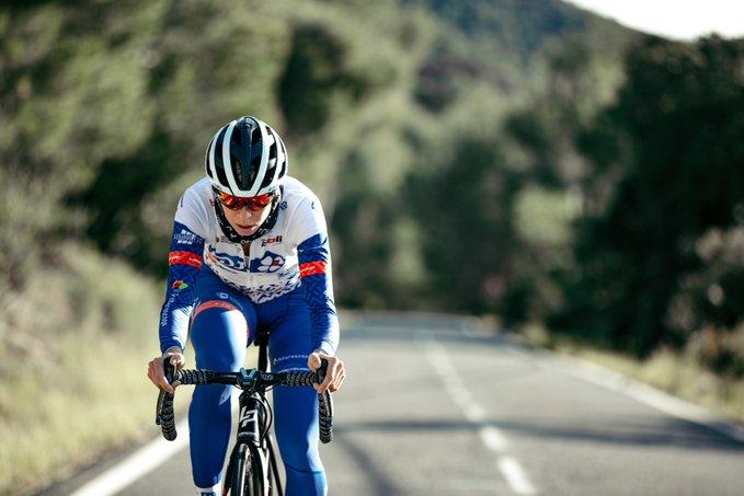 Tour Down Under (F) - Chapman : «Il faut être prêt à perdre pour gagner»
