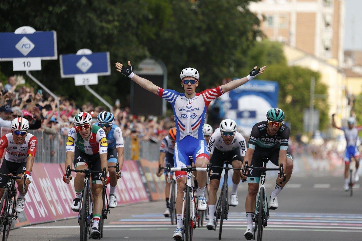 Route - Arnaud Démare sur le Giro et La Vuelta mais pas le Tour