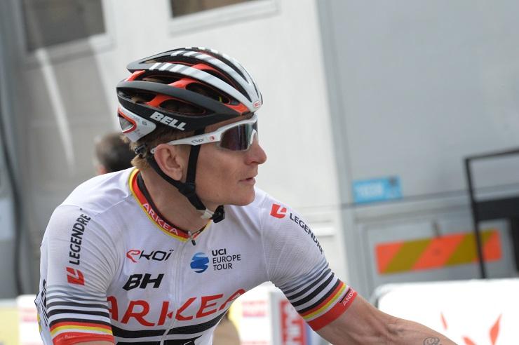 Tour Down Under  - André Greipel n'a 'plus tant à prouver'