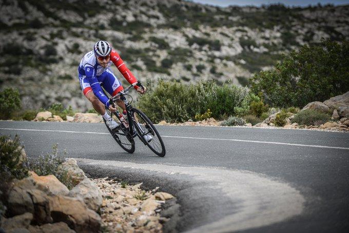 Route - Sarreau : 'Gagner en WorldTour, je sais que j'en suis capable'