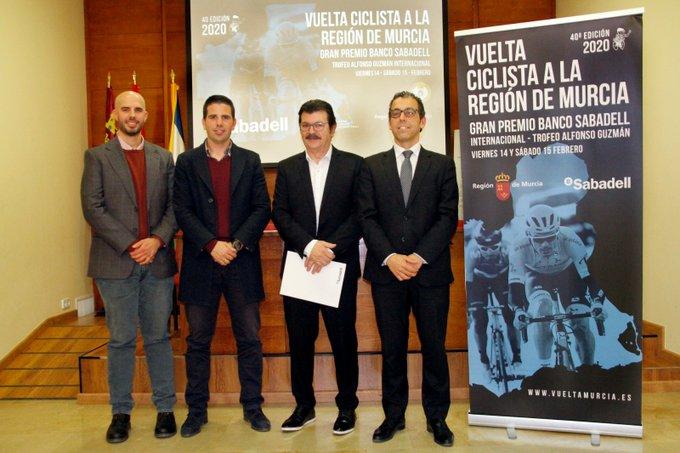 Tour de Murcie - Valverde, Sanchez... La startlist du Tour de Murcie