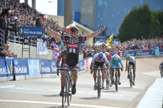 Paris-Roubaix - John Degenkolb aura un secteur pavé à son nom