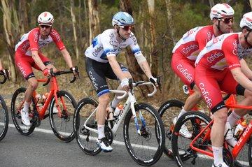 Tour Down Under - Elia Viviani : 'La confiance de l'équipe va payer'