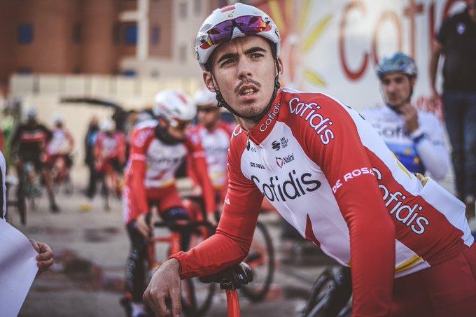 Tour de San Juan - Son poignet fracturé, Christophe Laporte abandonne
