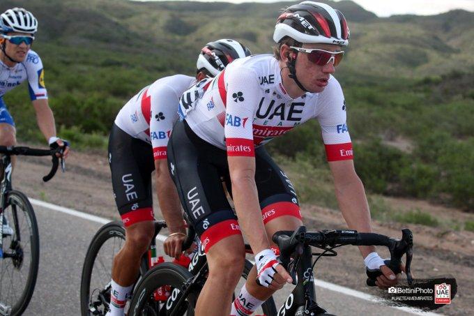 Tour de San Juan - Brandon McNulty : «Je pensais à la victoire d'étape»