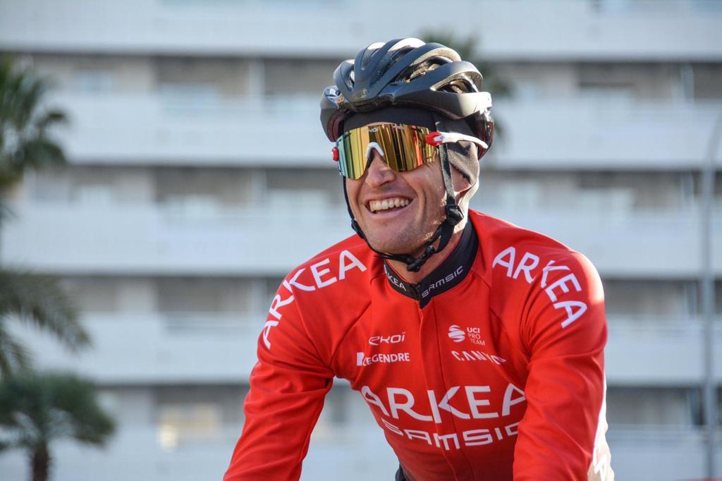 GP La Marseillaise - Maxime Bouet : 'J'ai forcément envie de gagner'