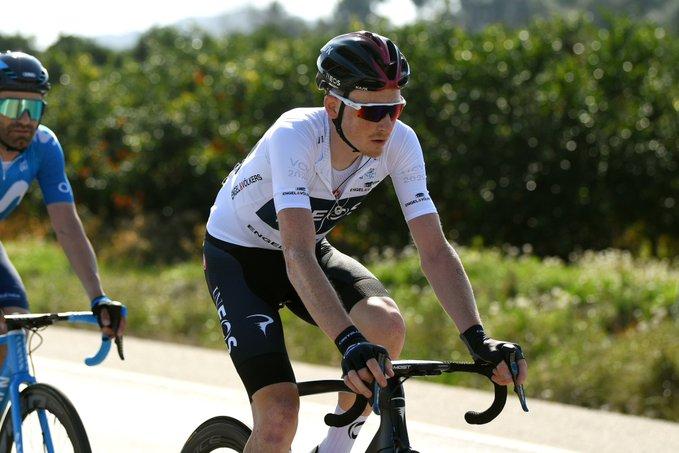 Tour de Valence - Tao Geoghegan Hart : «C'est une belle surprise»