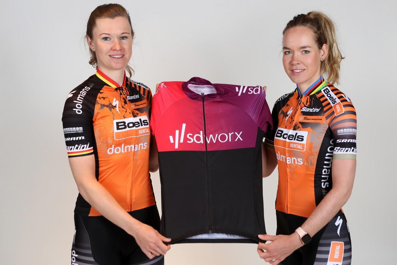 Route - SD Worx, nouveau sponsor de Boels-Dolmans à partir de 2021