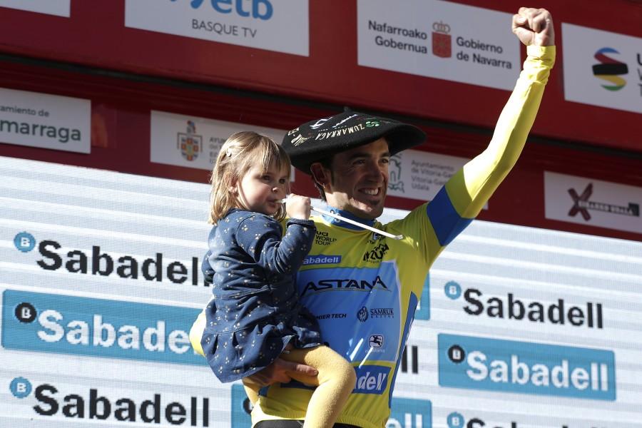 Tour du Pays basque - Le parcours du Tour du Pays basque en avril