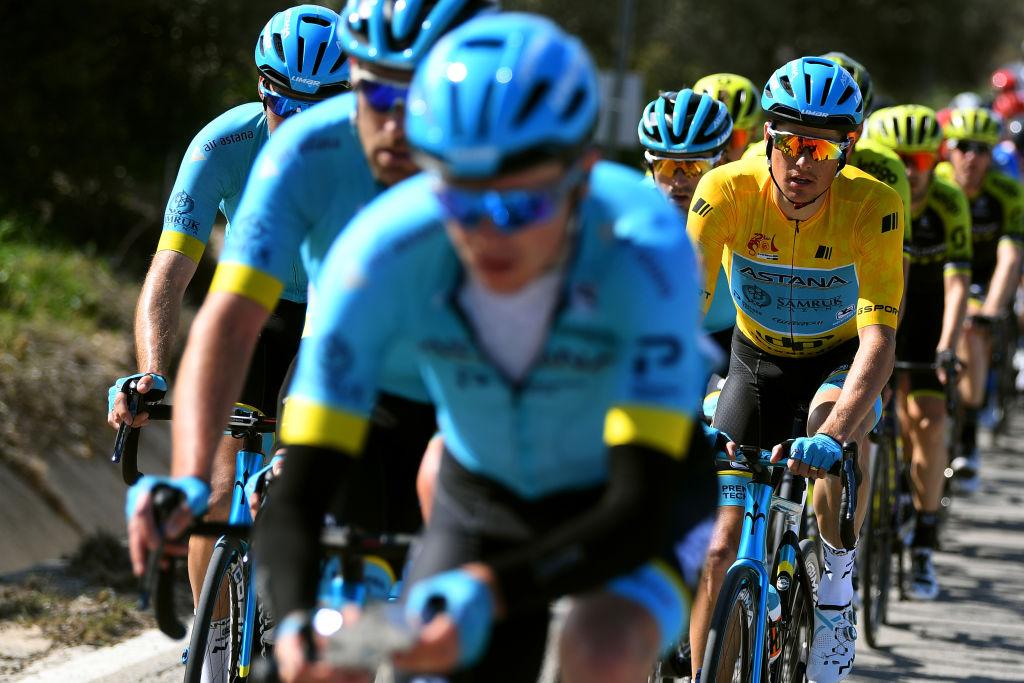 Tour d'Andalousie - Jakob Fuglsang : 'L'étape était vraiment difficile'