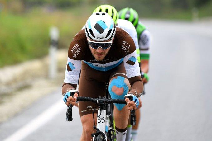 Route - Alexis Gougeard : 'J'espère faire le Tour et la Vuelta'