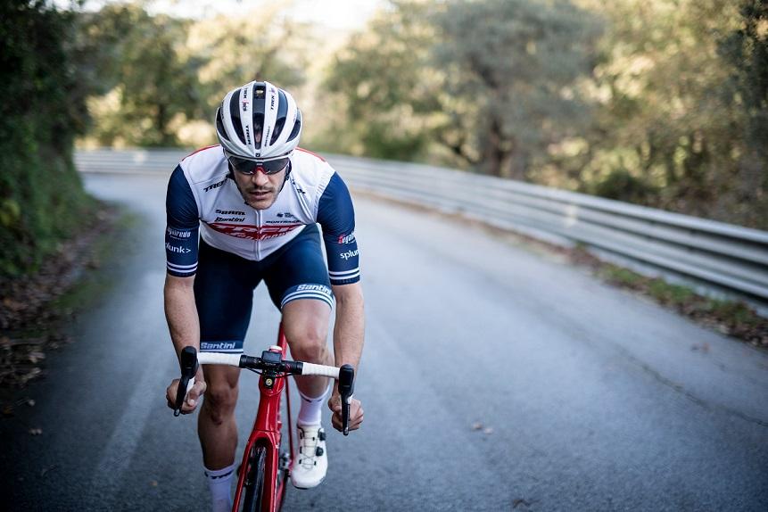 Circuit Het Nieuwsblad - Trek-Segafredo avec Pedersen et Stuyven