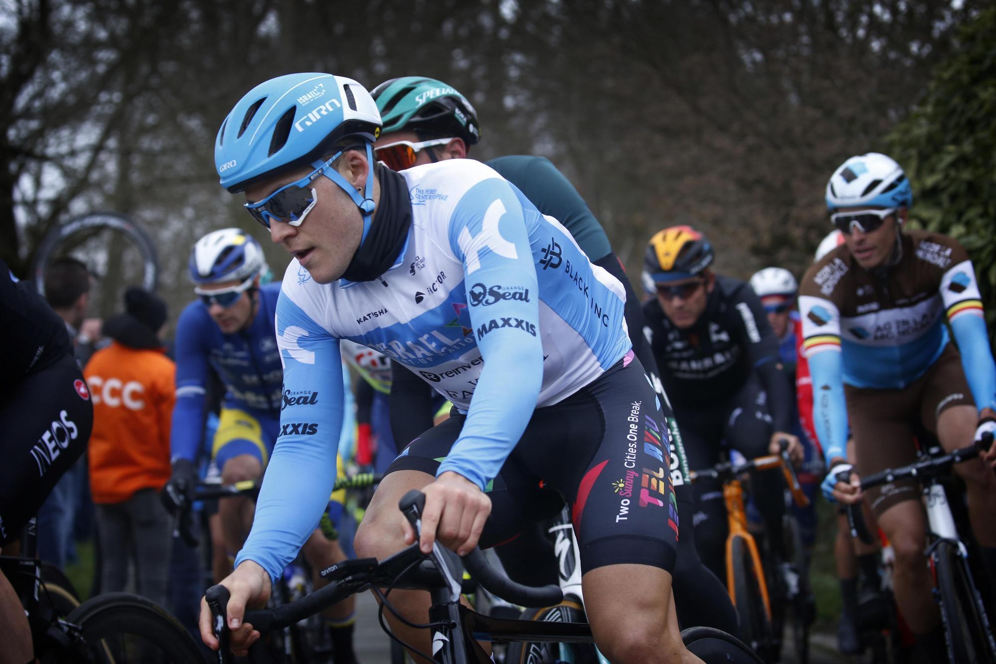 Kuurne-Bruxelles-Kuurne - Hugo Hofstetter : «Le podium était jouable»