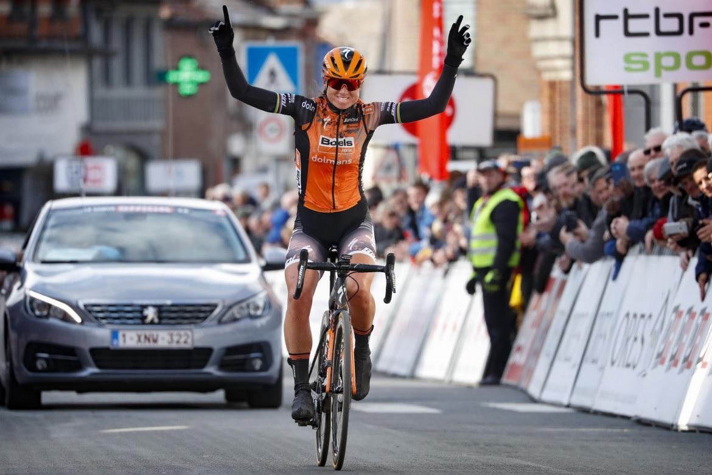 Le Samyn des Dames - 3e victoire pour Chantal Van den Broek-Blaak