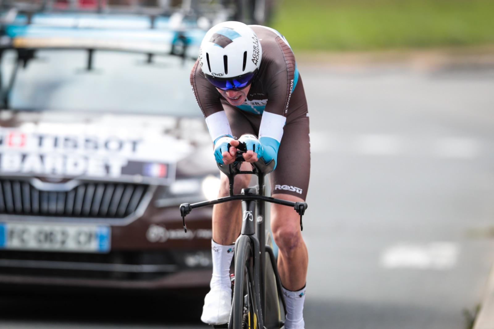 Paris-Nice - Romain Bardet : 'Je n'avais pas d'attente particulière'