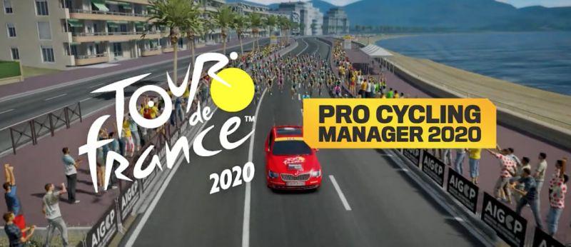 E-Sport - Vos jeux TDF2020 et PCM 2020 sont maintenant disponibles