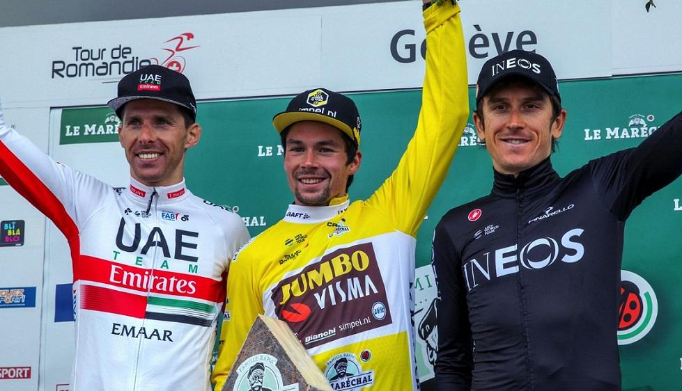 Tour de Romandie - Rendez-vous en 2021 pour le Tour de Romandie