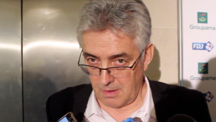 Route - Marc Madiot : 'On peut tenir quinze jours, pas plus... '