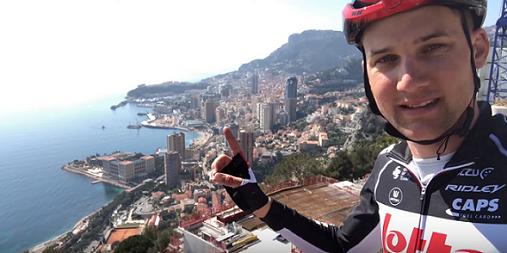 Route - Le journal de confinement de Tim Wellens à Monaco