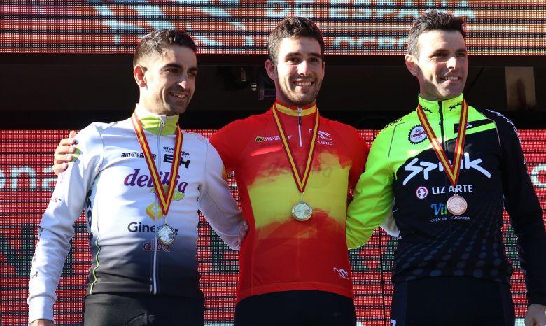 Transfert - Burgos-BH veut engager le cyclocrossman Felipe Orts