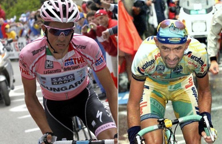Route - Quand Alberto Contador s'est dit : «Je vais être Pantani !»