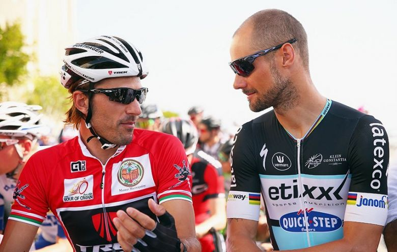 Route - Cancellara : «Ma rivalité avec Boonen, c'était Federer-Nadal»