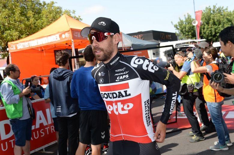 Tour de France - Thomas De Gendt optimiste concernant la sécurité