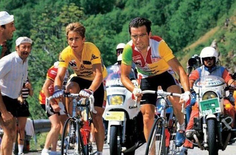 ITW - Hinault : «Serais-je plus heureux avec six Tours de France... ?»